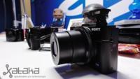 Primer contacto con la nueva cámara Sony RX100 II