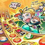Hemos jugado a  Sushi Striker: The Way of Sushido, la nueva genialidad de los creadores de NES Remix