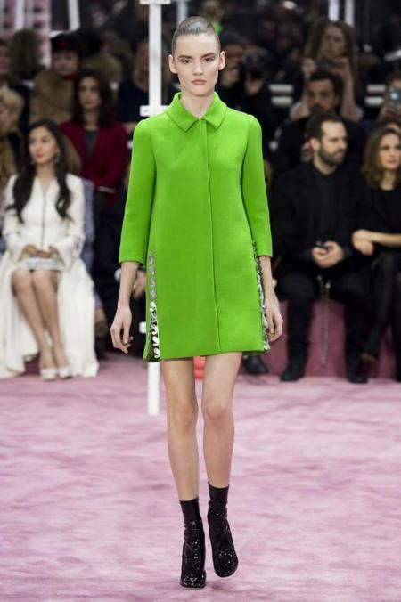 Christian Dior Haute Couture Spring 2015 Pfw14