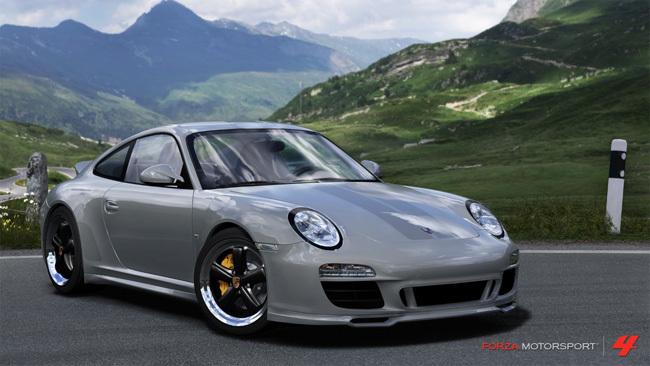 Forza 4 Porsche