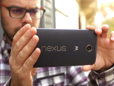 Google deja de vender el Nexus 6 de Motorola