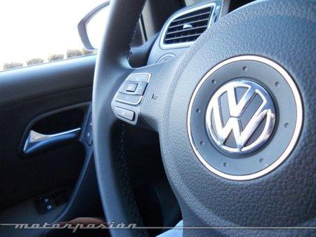 Volkswagen Polo detalle volante 2