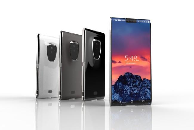Sirin Labs Finney Phone 1