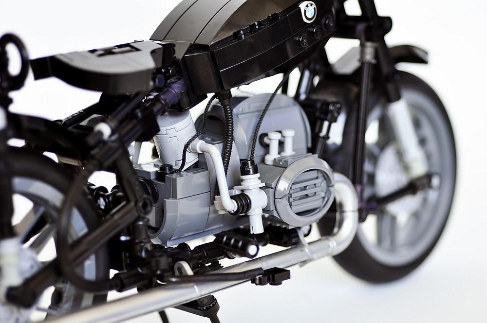BMW R60 Lego