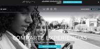Cierre judicial de la web de Uber y sus apps