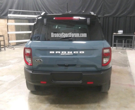 Ford Bronco Sport 4