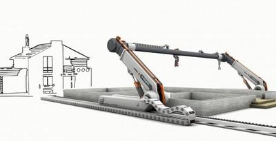 Así podría ser la impresora 3D que construirá tu próxima vivienda