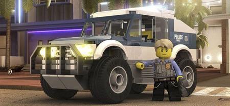 'LEGO City: Undercover' apunta a ser un digno pupilo de 'GTA: San Andreas'