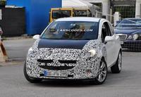 Fotos espía: El Opel Corsa 2014 quiere ser Adam