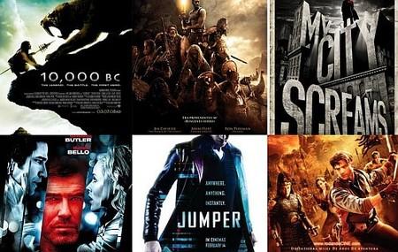 El peor cine de 2008