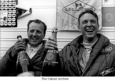 El gesto de rociar a los vencidos en la F1 con champagne es una estupidez