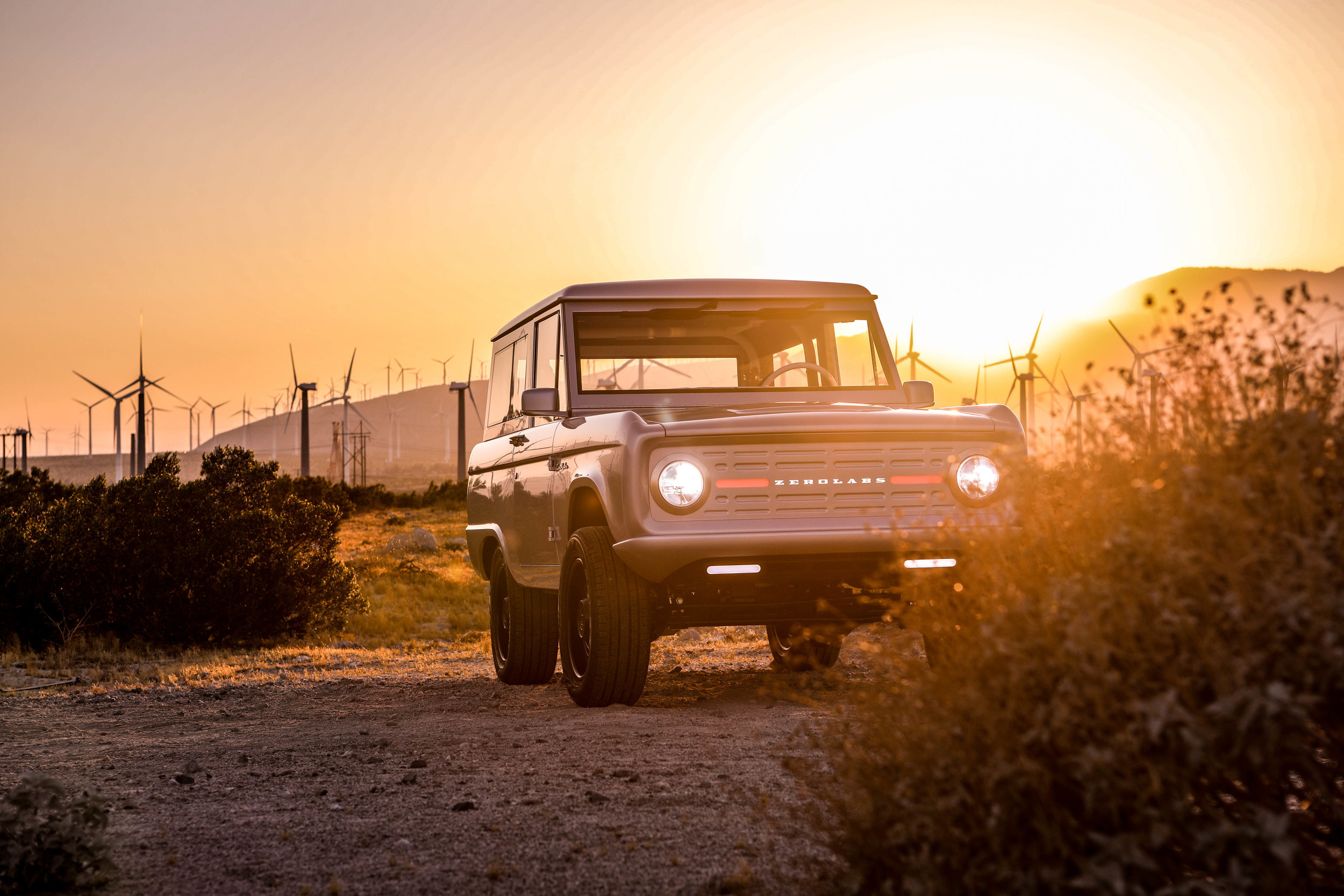 Foto de Ford Bronco de Zero Labs (1/27)
