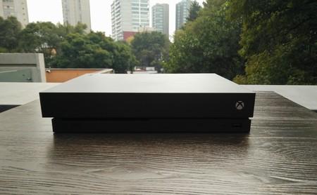 Probamos la Xbox One X y esto fue lo que encontramos