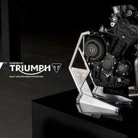 Triumph sustituirá a Honda como proveedor de motores en el mundial de Moto2