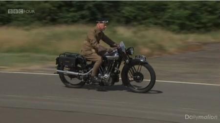 Los días de gloria de las motos británicas