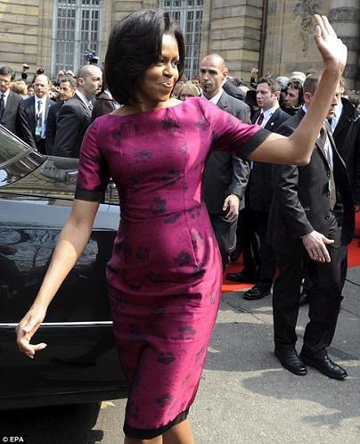 vestido michelle obama