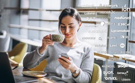 Las mejores tarifas de móvil y fibra en octubre de 2019