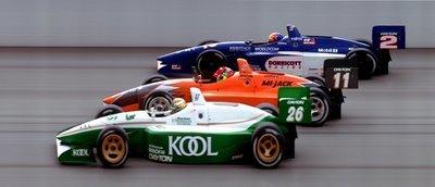 Regreso al pasado: vuelven las Indy Lights