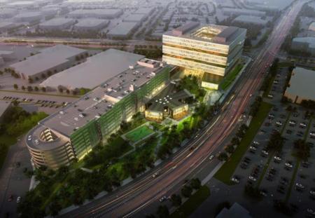 En Samsung ya preparan la mudanza, sus nuevas oficinas en Silicon Valley están casi listas