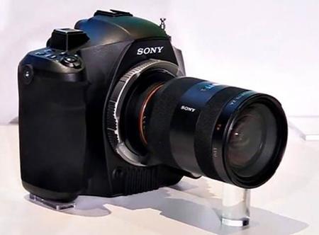 Sony parece estar a punto de lanzar una nueva DSLR Full Frame con grabación 4K