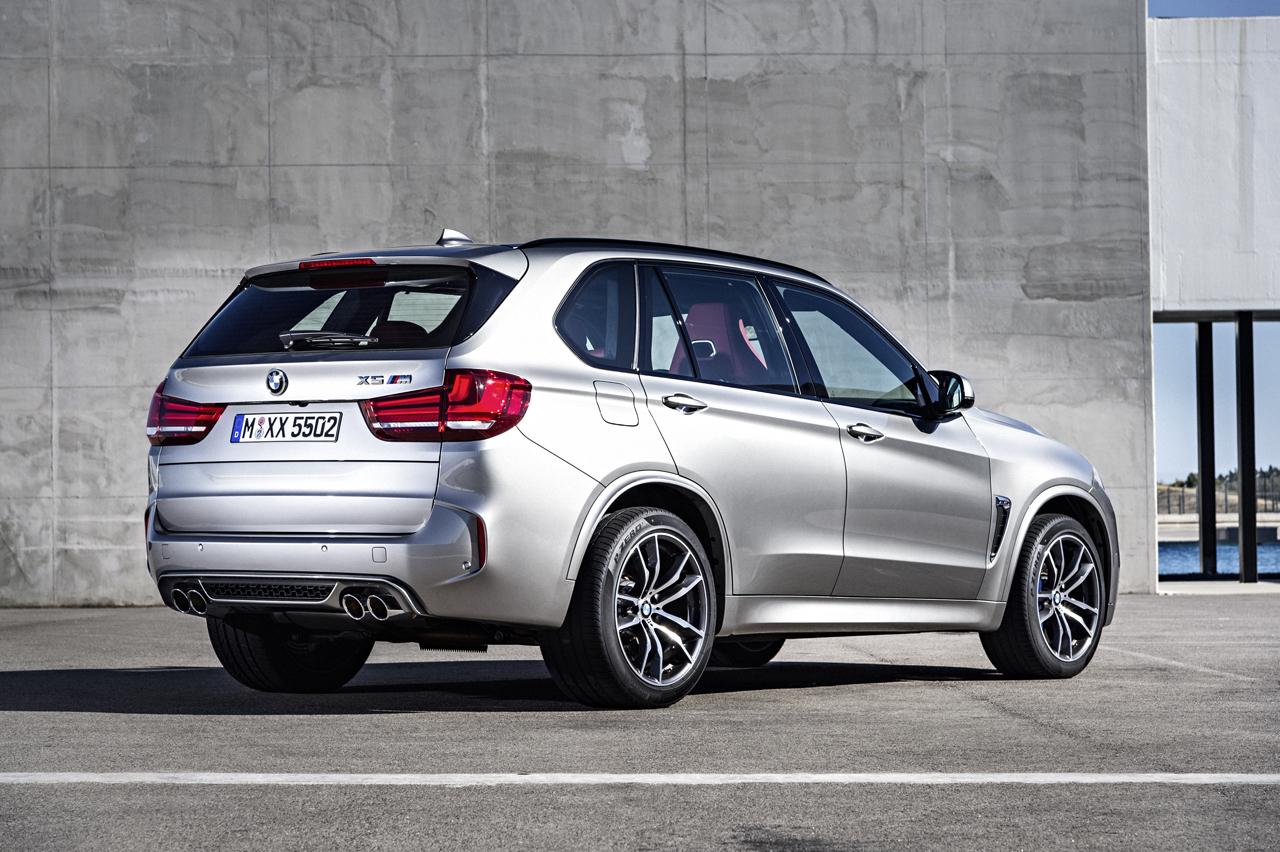 Foto de BMW X5 M y X6 M (2015) (4/22)