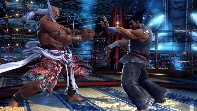 Foto de 170111 - Tekken Tag Tournament 2 (23/45)