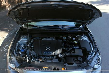 Mazda3 motor SKYACTIV 100 CV