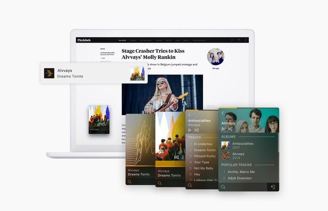 Plexamp, el reproductor de música de Plex para macOS inspirado en Winamp
