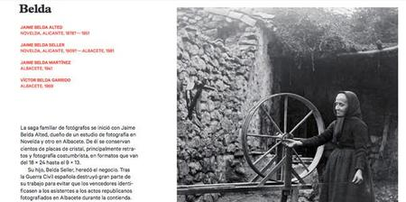 Ya está disponible la descarga online del gran diccionario de fotógrafos españoles