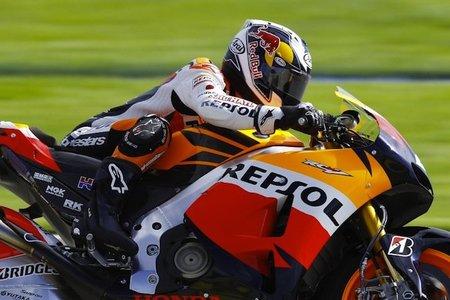 Los pilotos del Repsol Honda MotoGP siguen dominando la segunda jornada de test oficiales