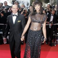 Naomi Campbell Festival de Cannes peor vestidas