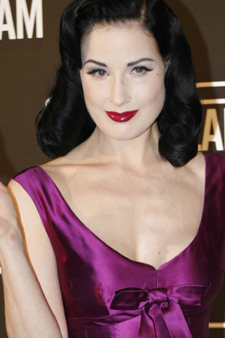 Foto de El look pin up de Dita (2/5)