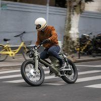 La Super Cub se ha vuelto una moto eléctrica con 40 km de autonomía, aunque no es obra de Honda