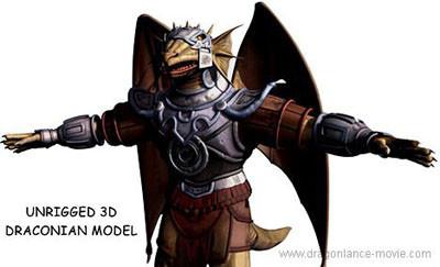 Dragonlance criatura