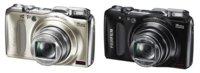 Fujifilm Finepix F600EXR, compacta con zoom largo y posicionamiento GPS