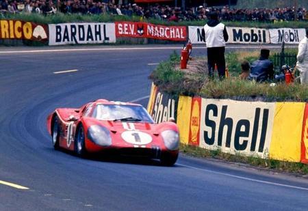 Ford también se plantea la vuelta a las 24 Horas de Le Mans