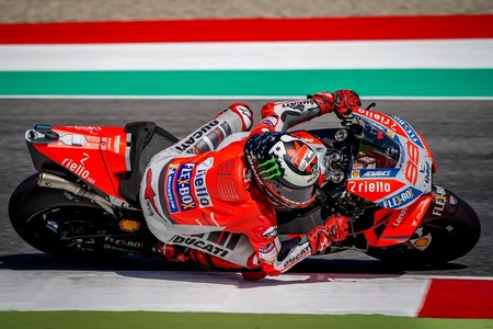 Jorge Lorenzo Gp Italia Motogp 2018 3