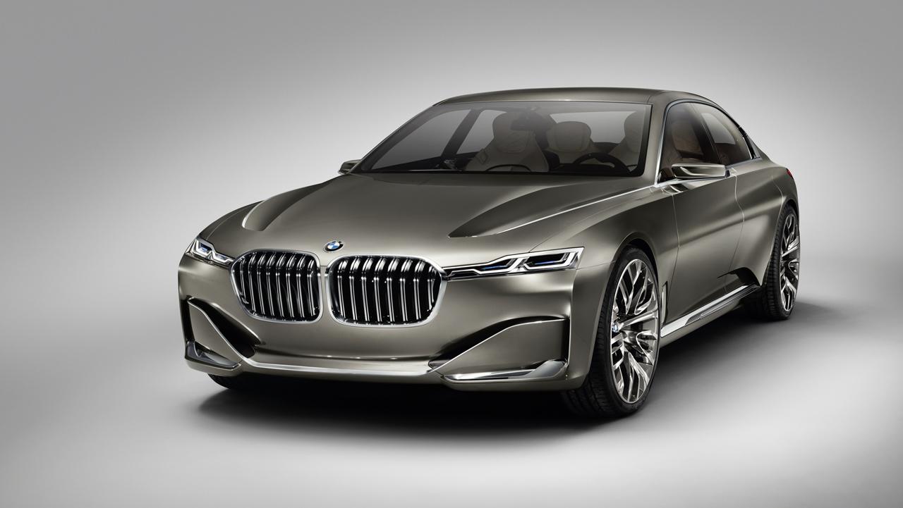 Foto de BMW Vision Future Luxury (14/42)