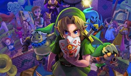 The Legend of Zelda: Majora's Mask 3D llegará en febrero