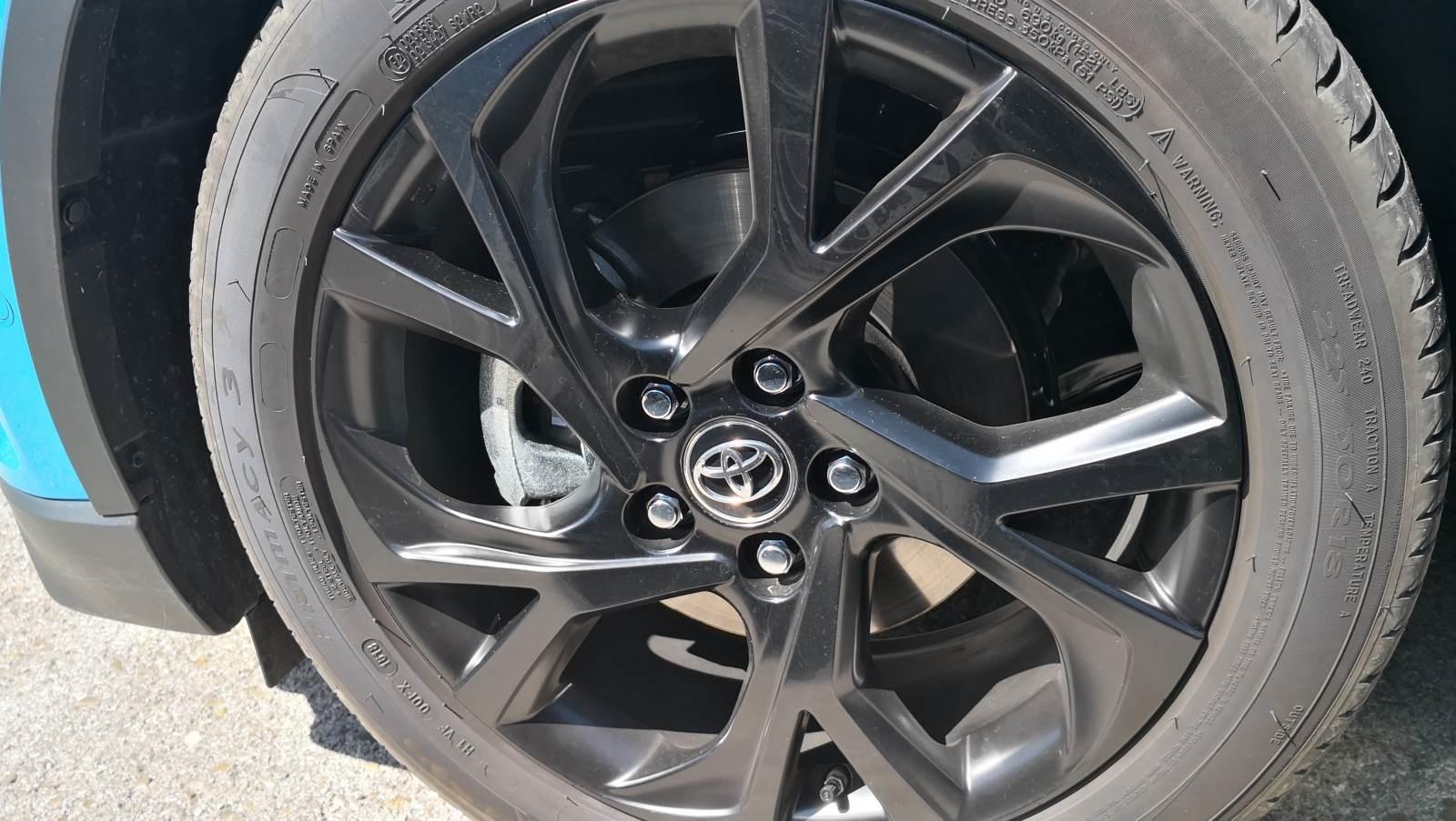 Foto de Toyota C-HR Dynamic Plus - Fotos interiores y detalles (15/15)