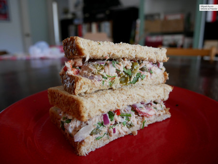 Tuna Sandwich Picnic