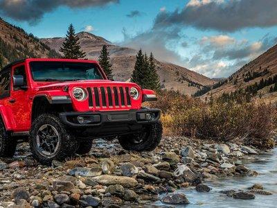 Estas son las versiones disponibles y el rango de precios del Jeep Wrangler 2018 en México