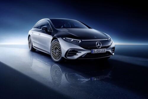 EQS: el primer sedán de lujo eléctrico de Mercedes-Benz es una espectacular pieza tecnológica con 770 km de autonomía que llegará a México