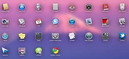 Primeras capturas de Mac OS X Lion y su nueva interfaz