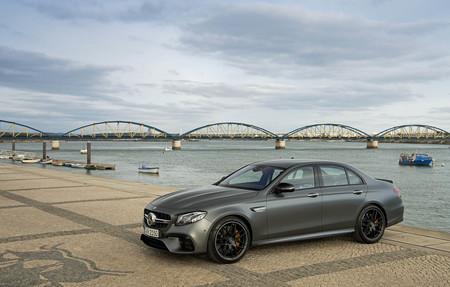 Mercedes-AMG E63S 4Matic