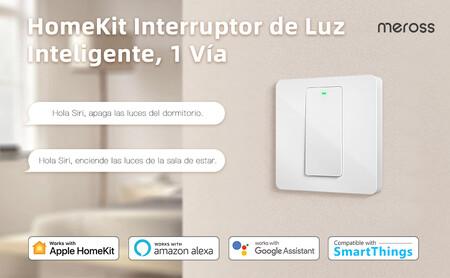Interruptor Apple Homekit
