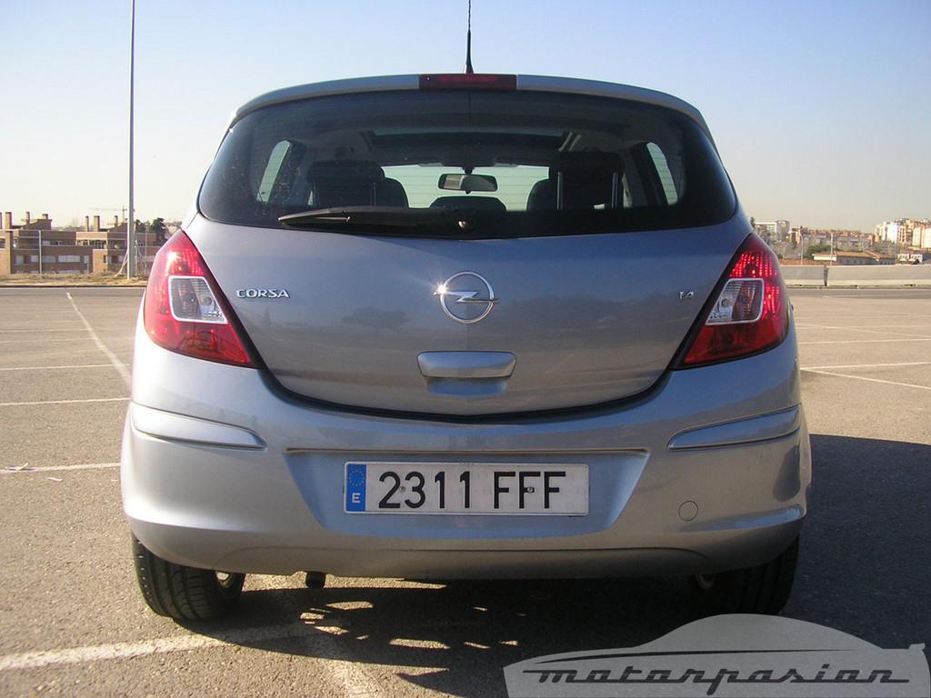 Foto de Opel Corsa (prueba) (25/30)