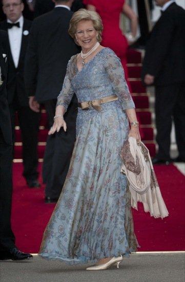 Reina Ana María de Grecia