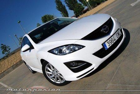Mazda6 2.2 CRTD y 2.5 5p, prueba (exterior e interior)