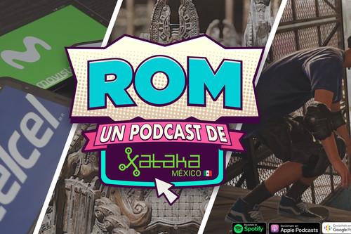 ROM #88: Netflix invade los servicios de televisión en México y el verdadero vistazo a la próxima generación de consolas
